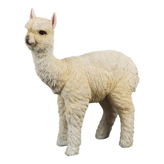 Resin Llama Figurine