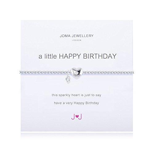Joma Jewellery Bracelet- A Little Happy Birthday