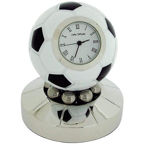 Football Miniature Desk Clock