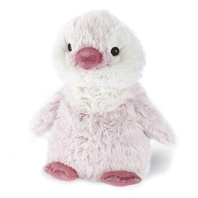 "Warmies 12"" microwaveable warming soft Penguin"