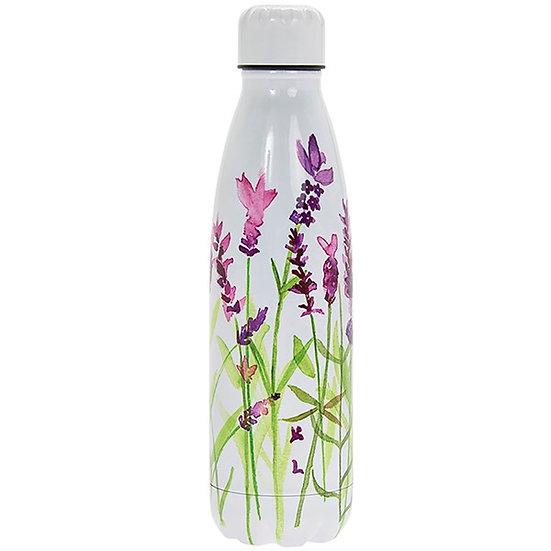 Purple Lavender Drinks Bottle