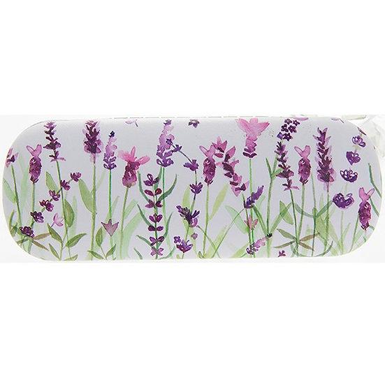 Purple Lavender Glasses Case