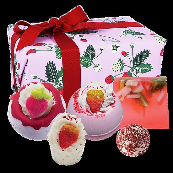 Strawberry Feels Forever Bomb Gift Pack