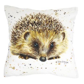 Harley Hedgehog Luxury Feather Cushion - Bree Merryn