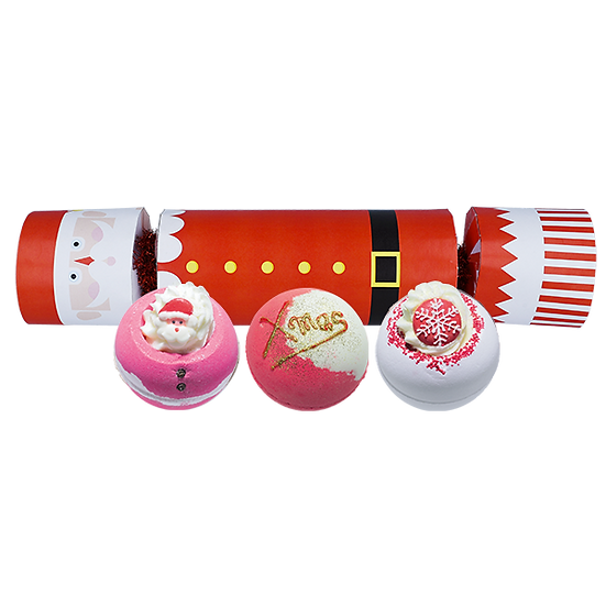 Father Christmas Bath Blaster Cracker