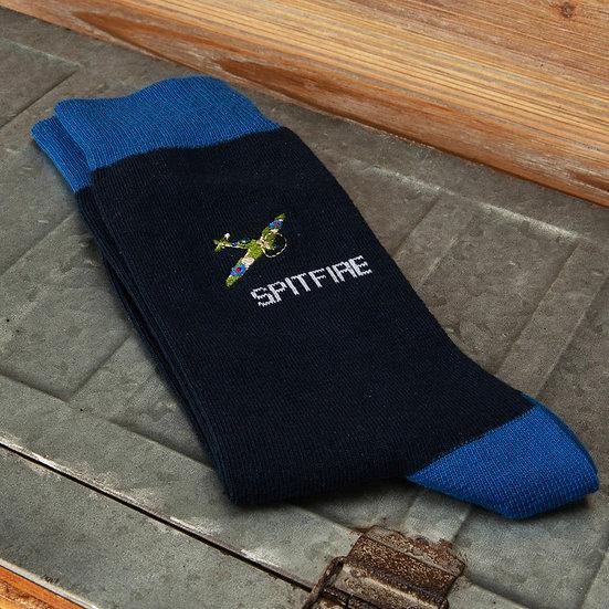 Mens Spitfire Socks