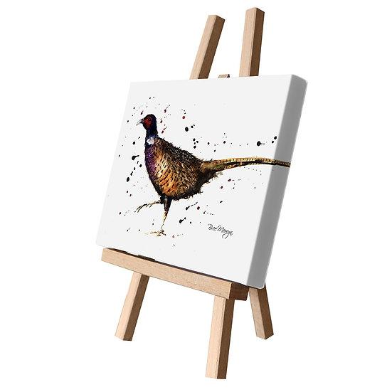 Phil Pheasant Canvas Cutie