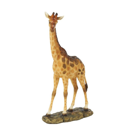 Giraffe Resin Figurine