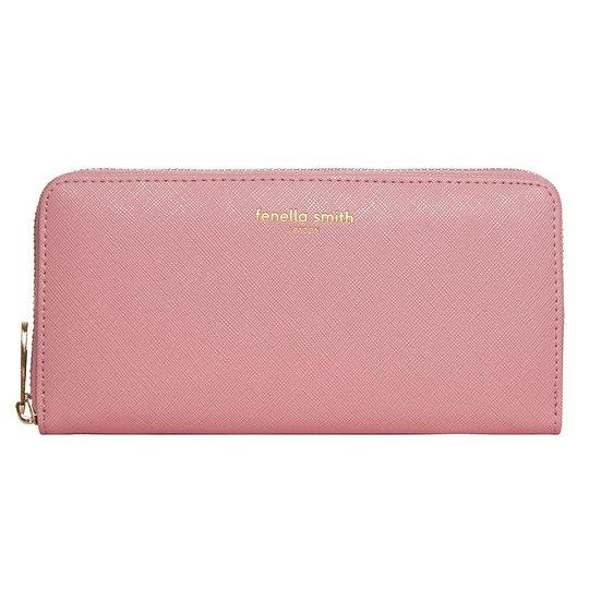 Fenella Smith Blush Pink Purse