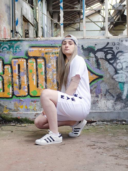 Short blanc Wan