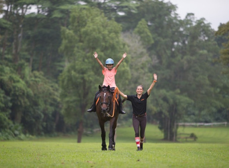 Therapeutic & Educational Riding in Singapore