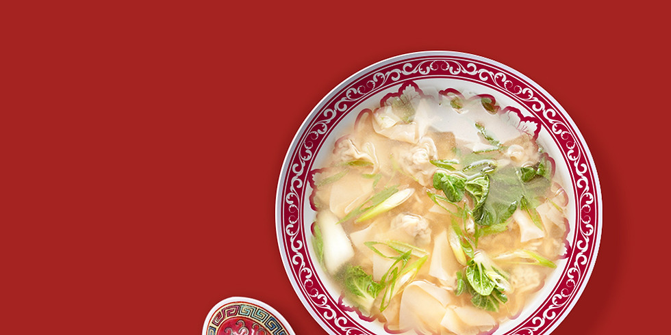 Chinese Dietary Therapy Masterclass : Soups and Congees