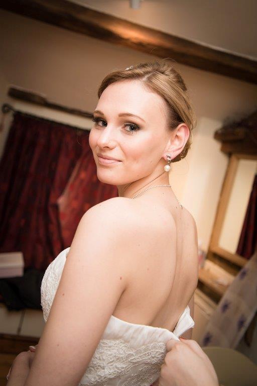 Wedding Make Up Northampton