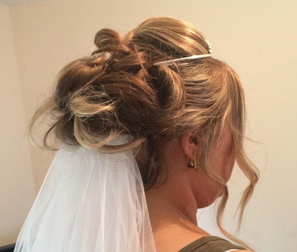 Wedding Hair Northampton