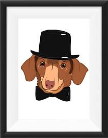 black frame dog hat.png