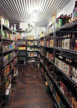 Walk-In Beer Cooler | Pop's Kitchen
