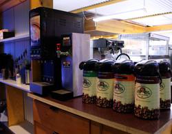 Self-Serve Coffee | Pop's Kitchen