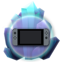 About Kristala glowing crystal icon: future console release plans