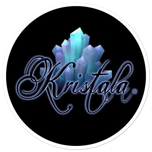 Kristala Logo Vinyl Sticker