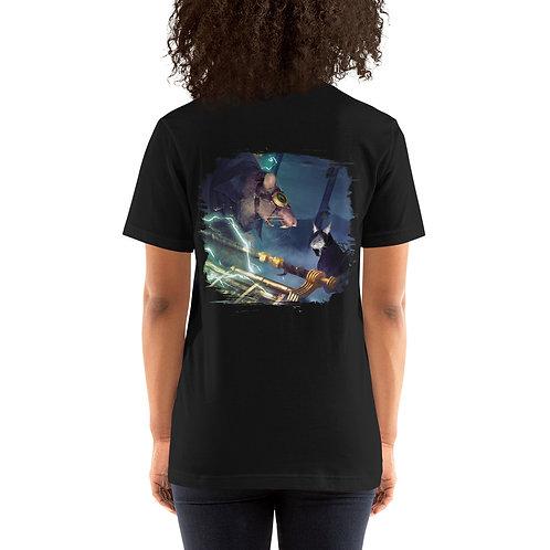 """Kristala """"Executioner Ayrag Battle"""" Short-Sleeve Unisex T-Shirt"""
