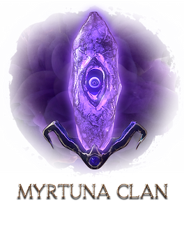 Learn more about the necromancing Myrtuna clan, one of six playable clans featured in Kristala