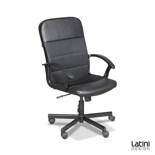 Sedia Office Nera