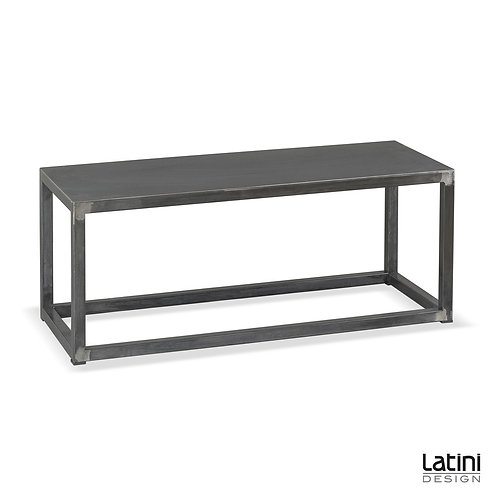 Tavolo lounge Metallic Silver