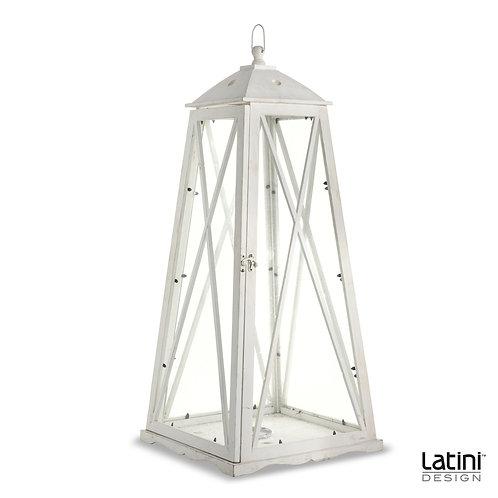 Lanterna Penelope Bianca H 100 cm