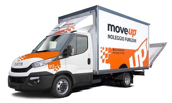 Noleggio furgone MoveUp