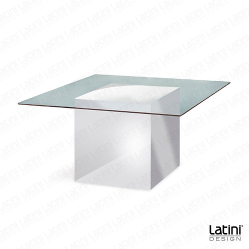 Tavolo Quadrato Square Reflect