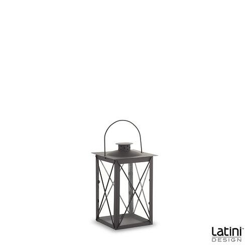 Lanterna Claire Silver H 30 cm