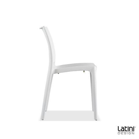 Sedia Maya Bianca   Latini Design 2019