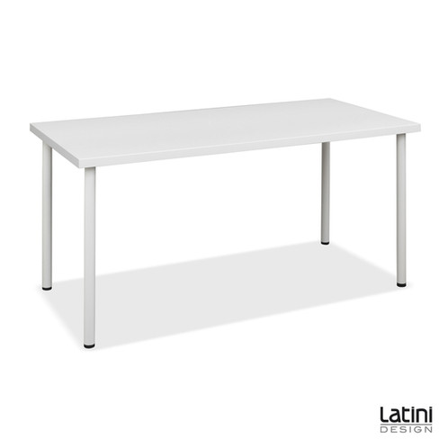 Tavolo rettangolare miami 150x75 cm latini design for Noleggio arredi per eventi milano