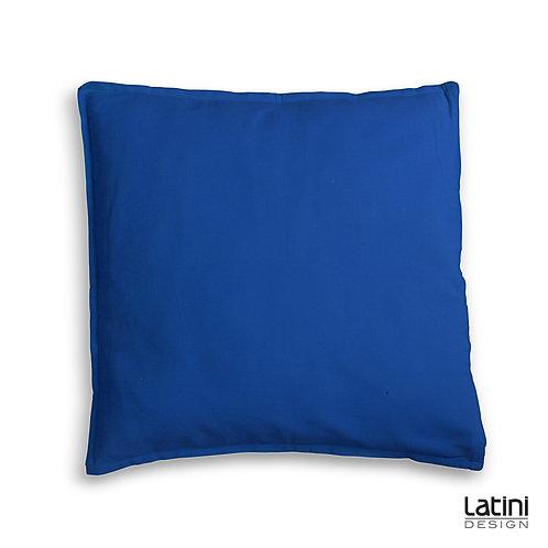 Cuscino quadrato Blu 40x40 cm