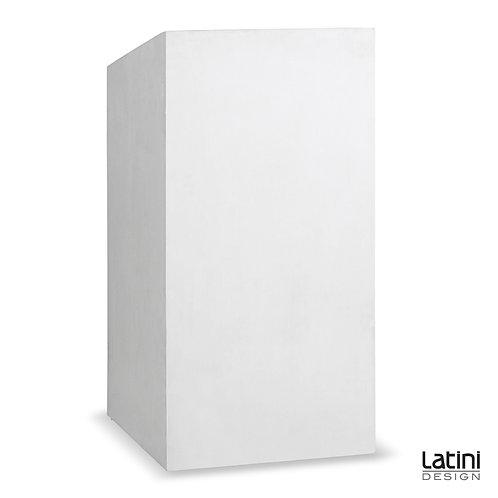 Podio in legno multistrato Bianco