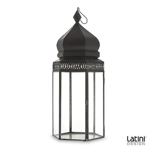 Lanterna Camila Silver ø 20 cm