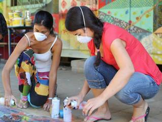Villa Zapakara and Switi Rauw Art Camp