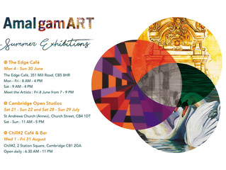 AmalgamART Summer Exhibitions 2018
