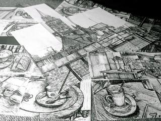 Bars, Cafés and Churches