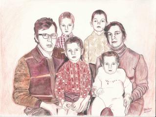 Commission for a family portrait