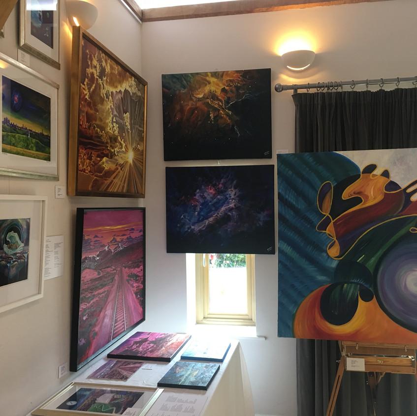 July Open Studios 2018