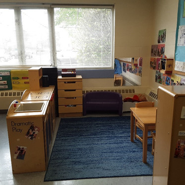 Threes and Fours Classroom