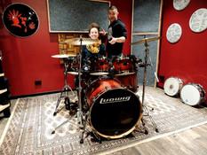 Hier soir au studio c'était Solenn !