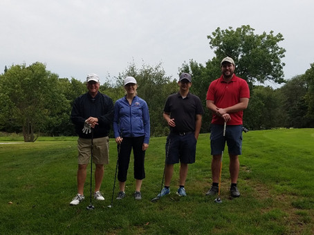 GSEP at TBA YLD golf tournament