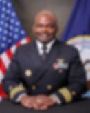 Ben McNeal Senior Advisor Mentor Navy Officer