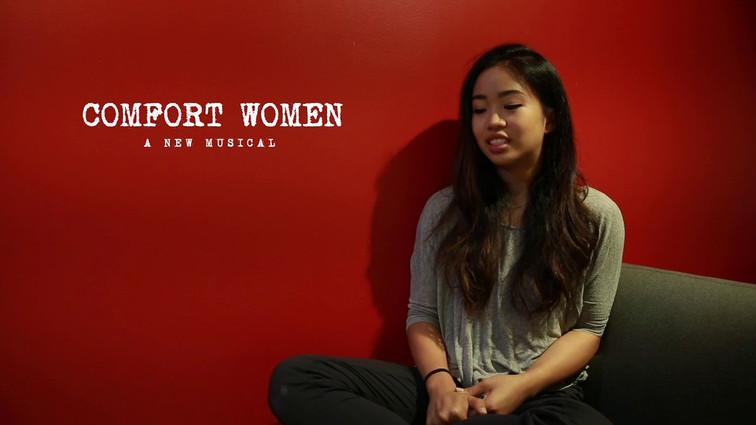 Michelle Lim - Dance Captain Interview