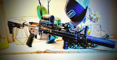 Custom WE-tech M4 GBBR (Raffle)