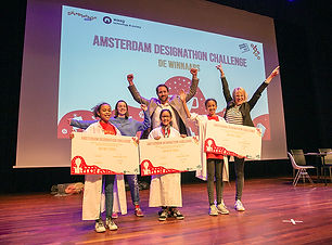 Winnaars-Amsterdam-Designathon-Challenge