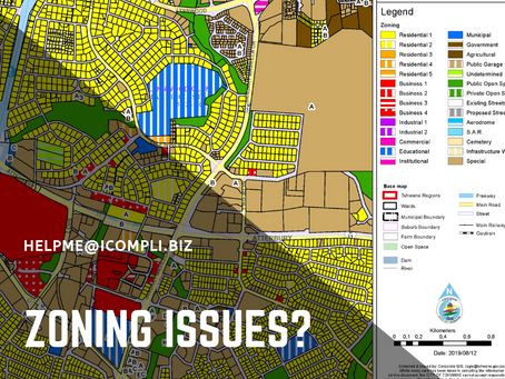Zoning Issues?