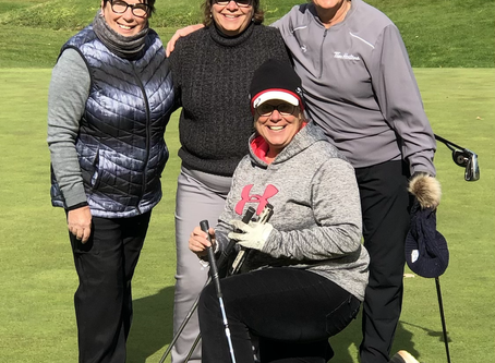 Great Times at Fall Scramble
